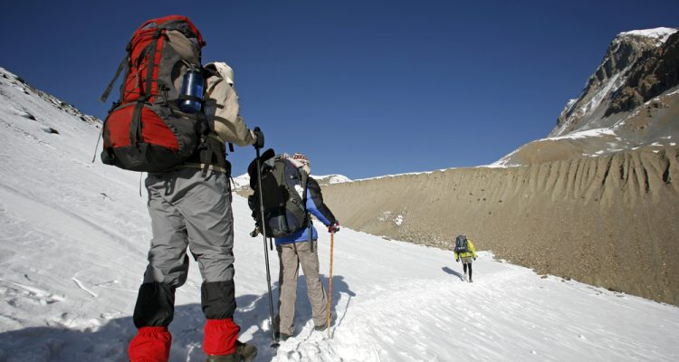 Annapurna Circuit Thorong La Trekking