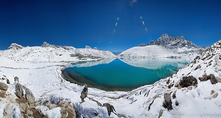 Gokyo Lake Everest Base Camp Via Cho La Pass Trek