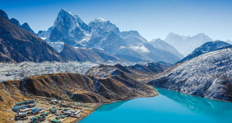 Everest Gokyo Lake Trekking, Everest Region Trek