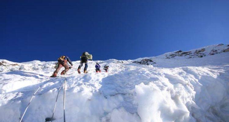 Parchamo-peak(6273m)