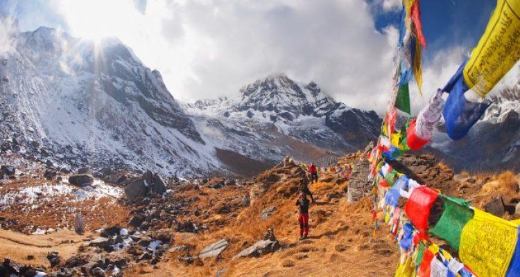 Image result for Annapurna base camp Trek