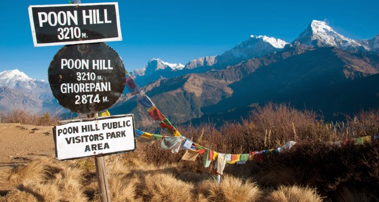 Ghorepani Poon Hill Panorama Trek , Poon Hill Trek