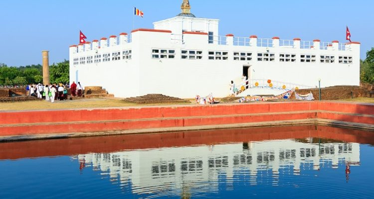 photos of lumbini nepal