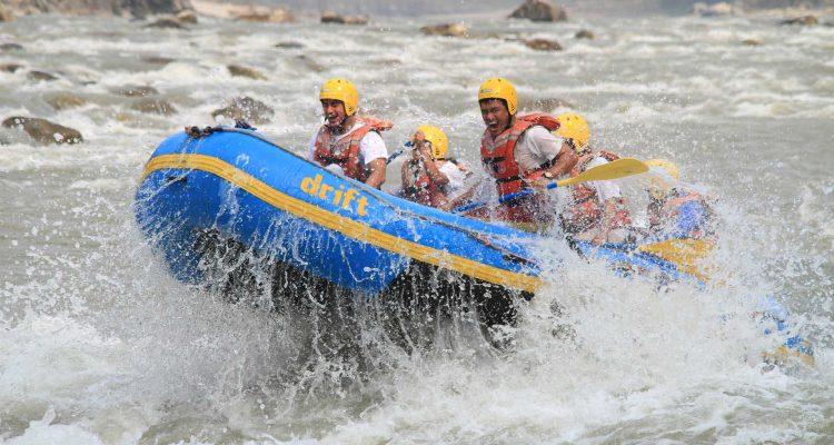 trisuli-rafting