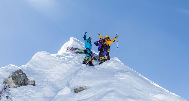 manaslu-summit-celebration