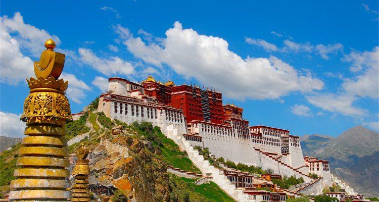 Tibet, Potala Palace