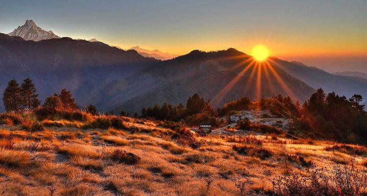 Ghorepani Poon Hill Trek - Trekking