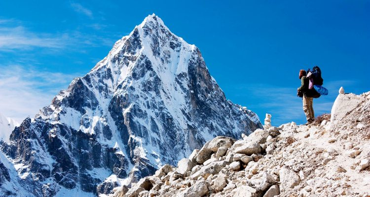 Everest Base Camp Trek, Trekking EBC