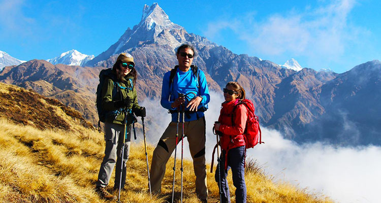 Amazing Annapurna Mardi Himal Trek!!