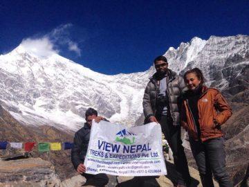 Langtang Volunteer Trekking