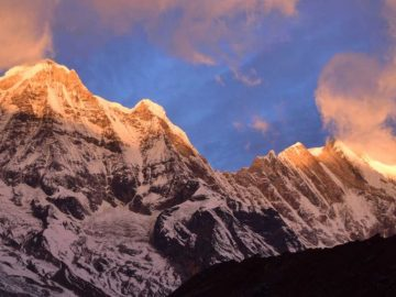 Mt. Annapurna Expedition, Expedition in Nepal