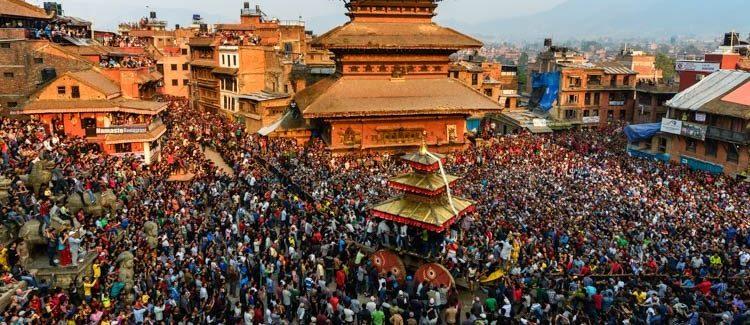 Bisket Jatra Festival 2017 - Festival in Nepal - View Nepal Treks