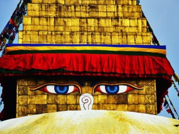 Nepal Buddhist Holy Sites Tour