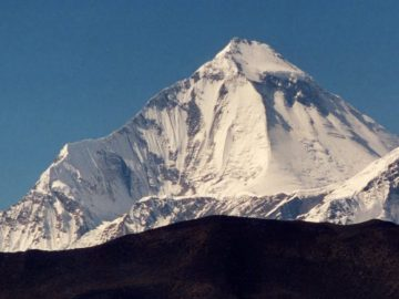 Mt. Manaslu Expeditions