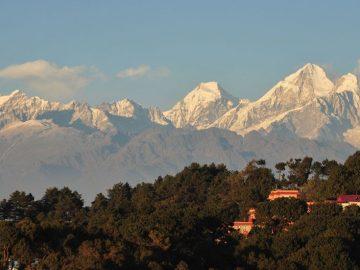 Hike Around Kathmandu valley Rim