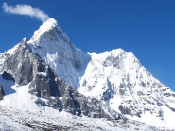 Ama Dablam Expeditions, Expedition in Nepal