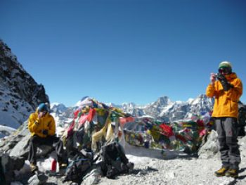 EBC Chola Pass Gokyo Trek Review