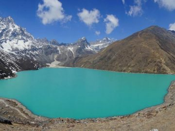 Gokyo Lake Everest Base Camp Cho-La Pass Trek