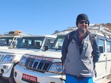 Kalinchowk Trekking