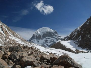 Mt. Kailash From Lhasa Tour