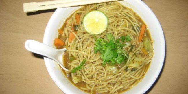 popular foods in Nepal