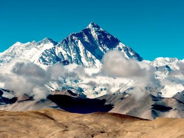 Overland Lhasa to Kathmandu with Everest Base Camp