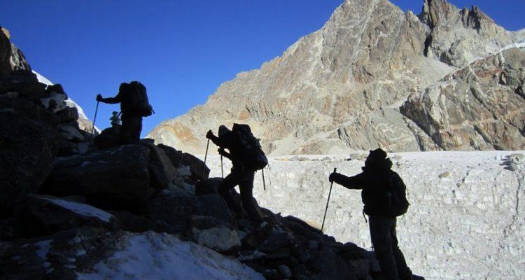 Gokyo Lake Everest Base Camp Via Cho La Pass Trek