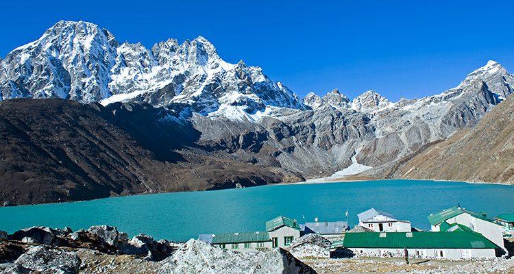 Gokyo Lake Everest Base Camp