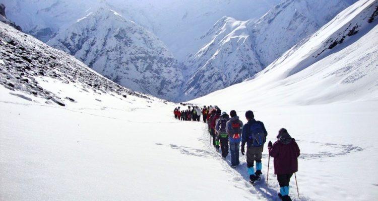 Short Annapurna Base Camp Trekking