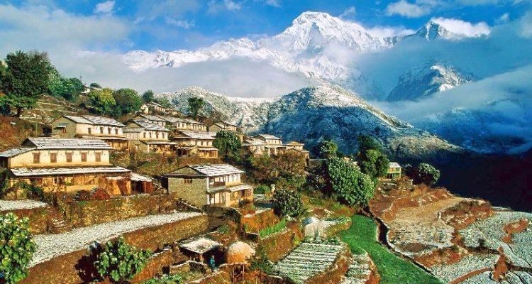 Ghandruk Village , Annapurna Trekking