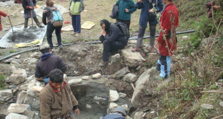 volunteer in Langtang