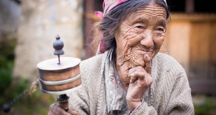 Sherpa Women, Everest base camp Trek