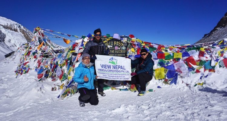 Annapurna Circuit Trek by View Nepal Treks and Expedition
