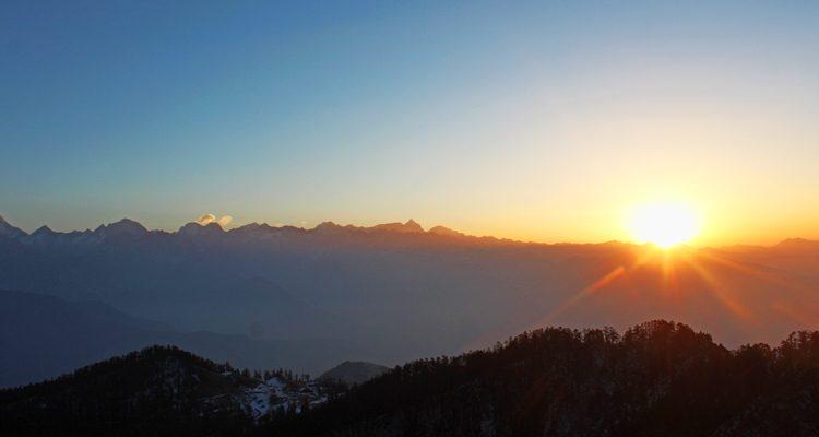 Kalinchowk Trekking Hiking Nepal