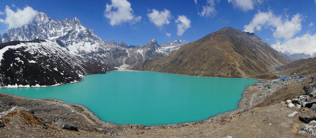 Gokyo Lake Everest Base Camp Cho-La Pass Trek