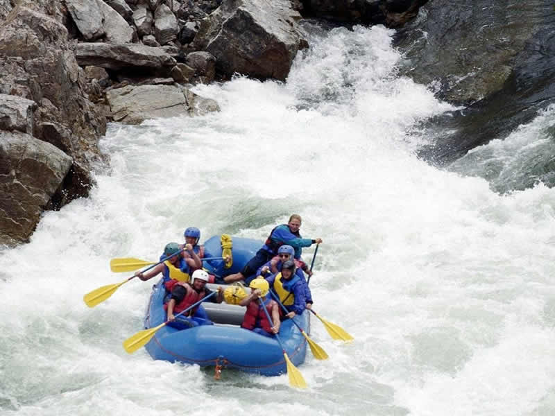 Nepal Exotic Tour with Rafting