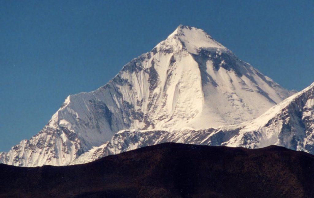 Mt. Manaslu Expeditions