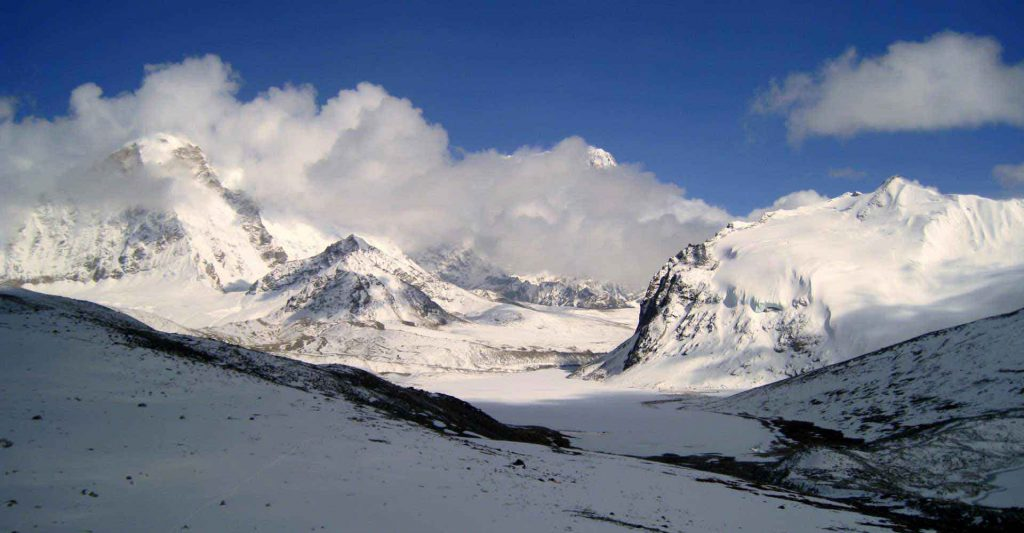 Mount Baruntse Expedtion