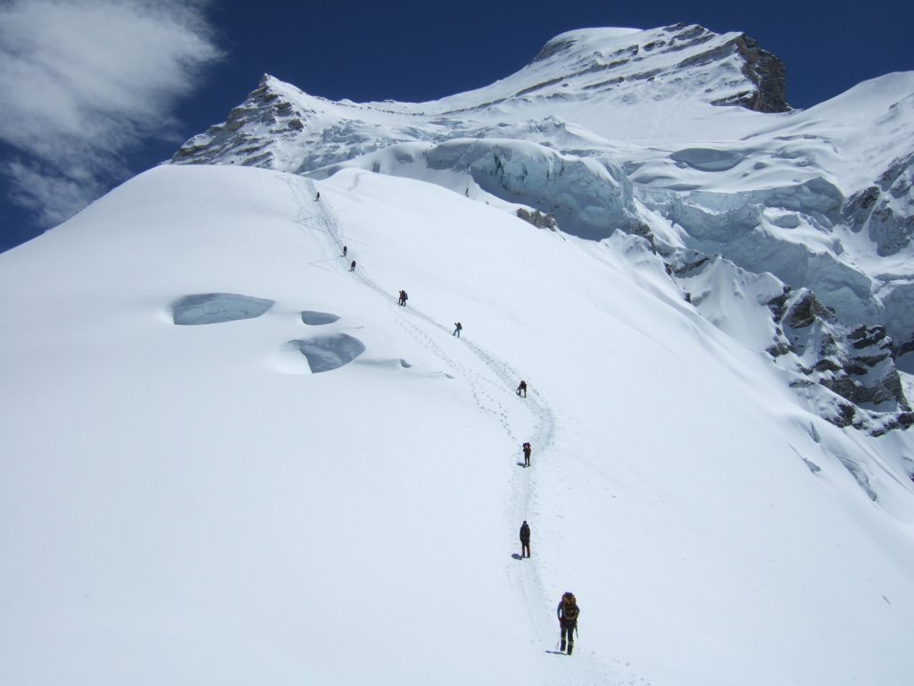 Cho Oyu Expeditions