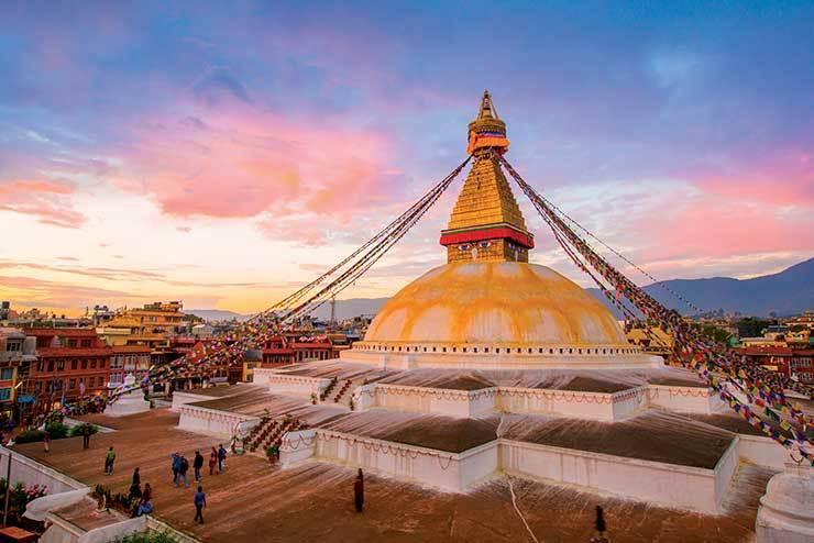 Bauddha Nath Stupa