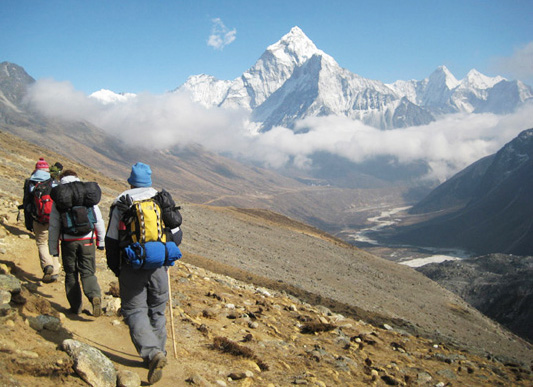 Everest Base camp review